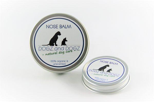 100% natural Olive Oil dog nose balm