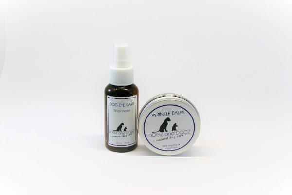100% organic Dog Eye Care Set